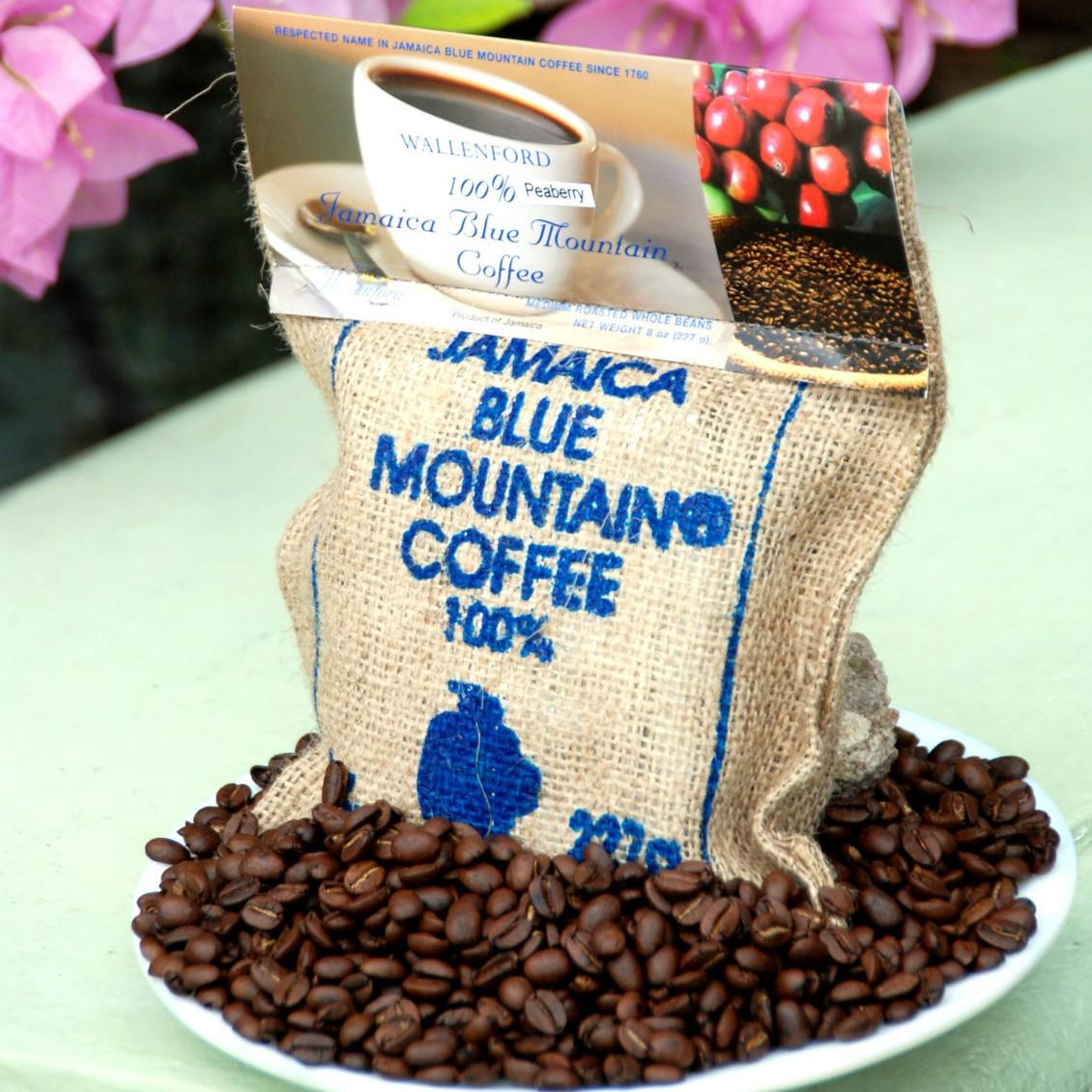 Cafe Blue Jamaica Blue Mountain Coffee